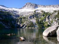 7-August-2004: Thompson Peak,...