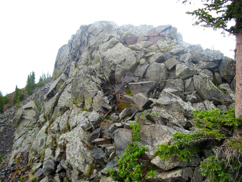 Steepest Rocks