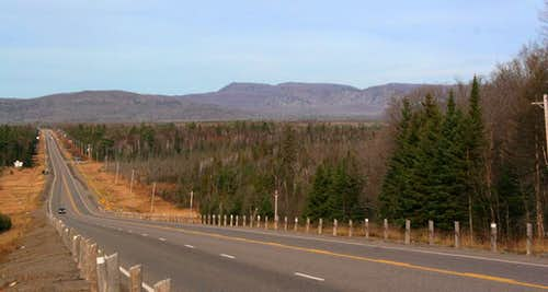 Goulais River Valley