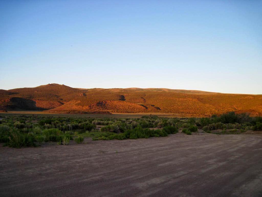 Table Mountain (Nevada)