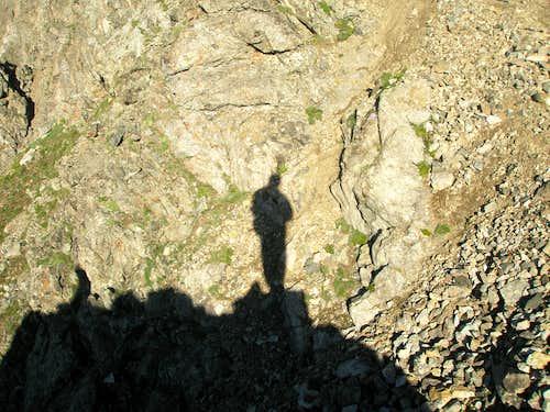 On Kelso Ridge