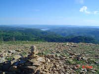 Summit view NE