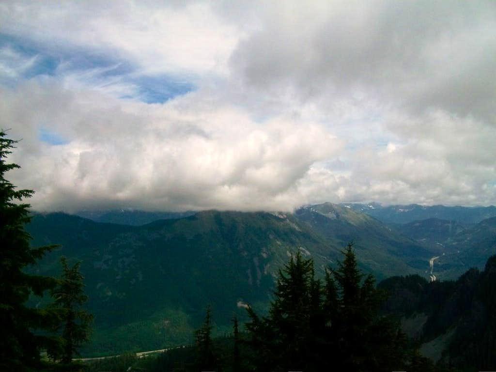 Mount Kent views