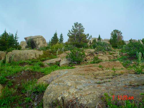 Rock slabs