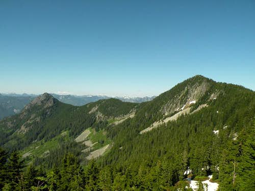 Revolution Peak Hike