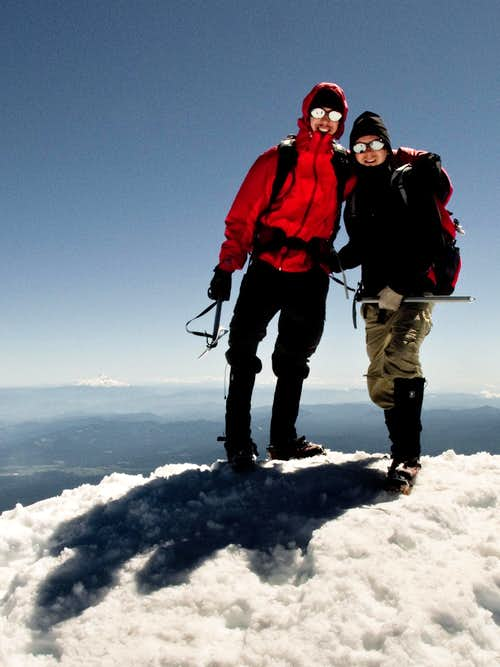 Mt. Adams Summit - NWR