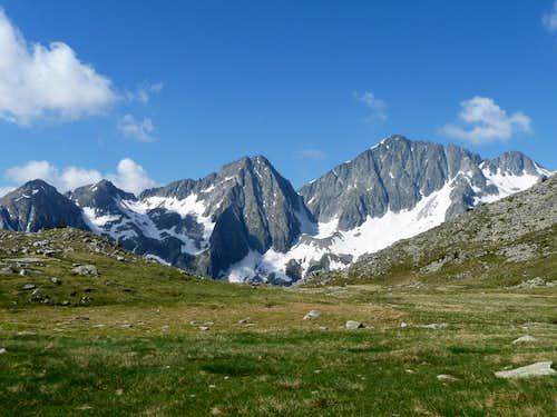 Tuc de la Tallada (2970m)