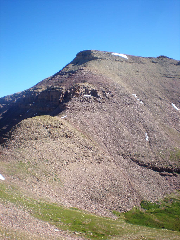 E Gunsight Peak
