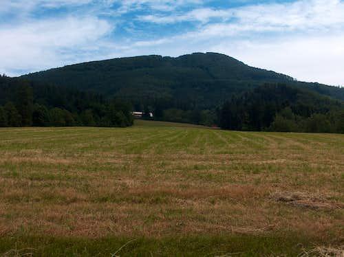 View from Kunčice pod Ondřejníkem