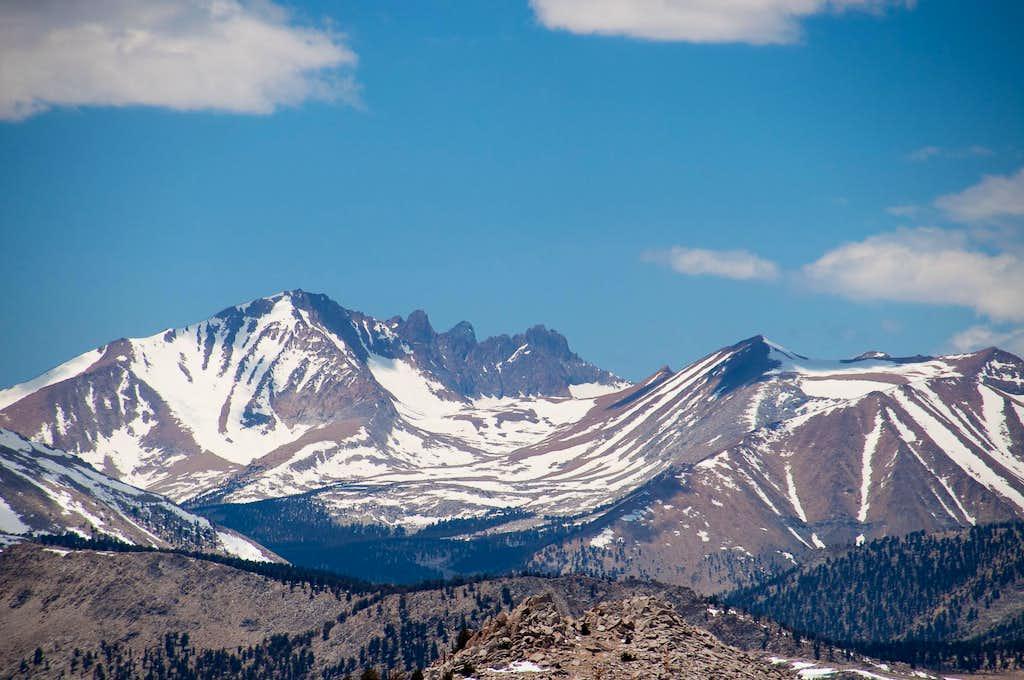 Kaweah Peaks