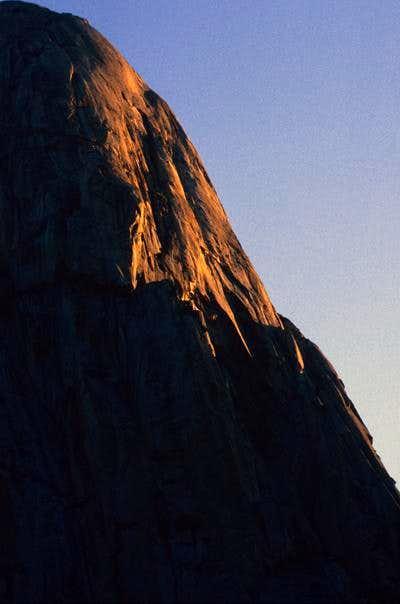 Tehipite Dome South Face