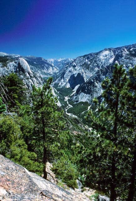 Tehipite Valley Overlook