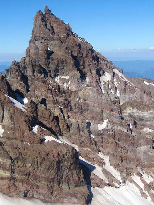 Little Tahoma from Cathedral Gap