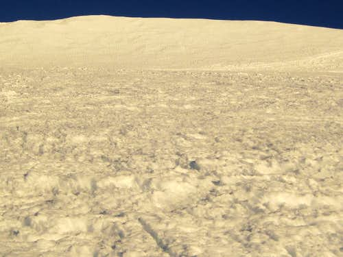Golden Summit Crater