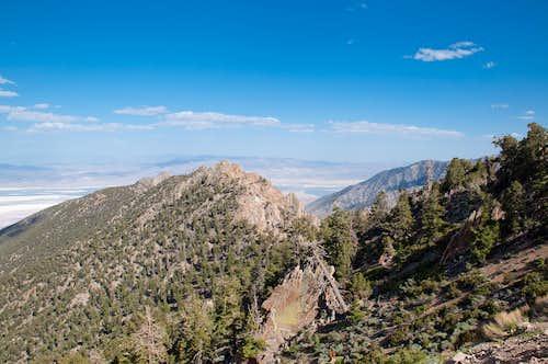 Timosea Peak