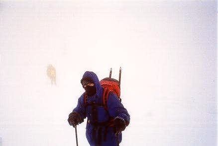 Mt Washington, NH, January 2002
