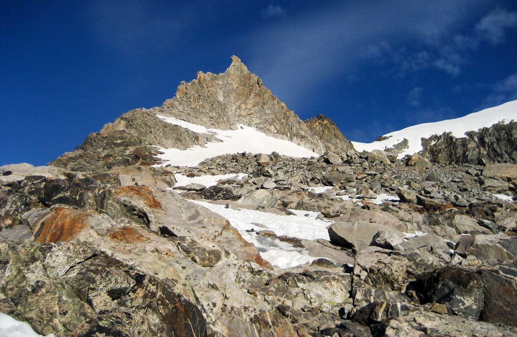Gooseneck Pinnacle