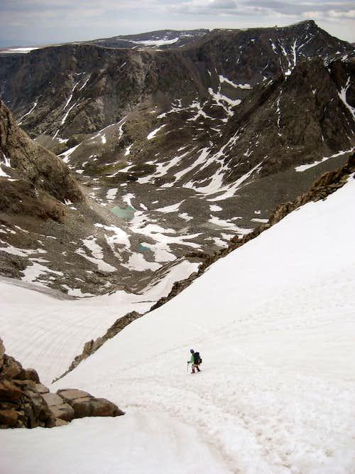 Gannett Peak: Success on the first try