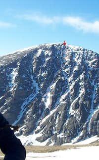 Copeland Mountain