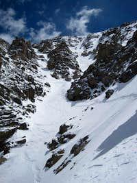Copeland Mountain Upper Face