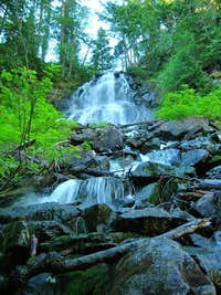 Thompson Lake Falls