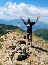 Provo Peak Summit