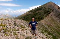 Provo Peak - Southern Peak