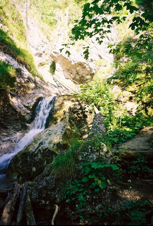 Horné Diery gorge (Little Fatra - Slovakia)