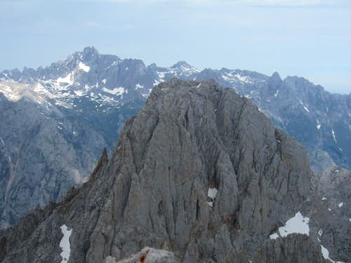 From the summit of Torre del Hoyo de Liordes