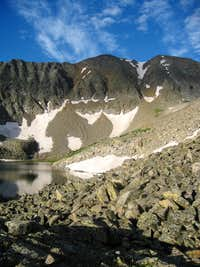 Howard Mountain and Lake of the Clouds