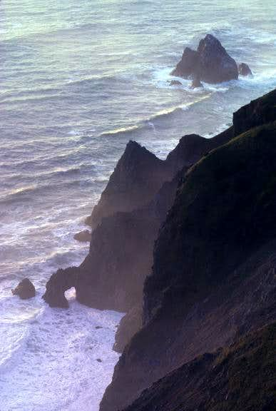 Rugged Lost Coastline