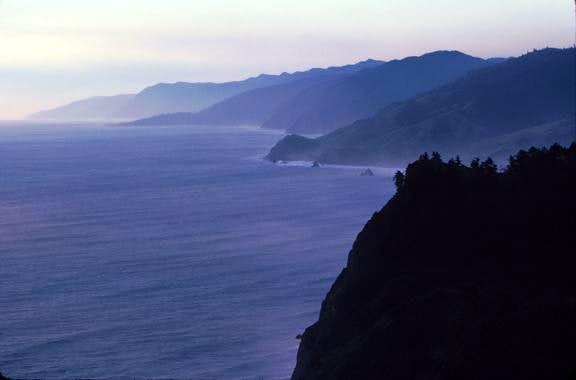 Lost Coast Overlook