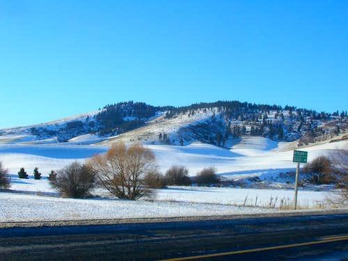Kamiak Butte