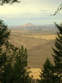 Steptoe Butte From Kamiak
