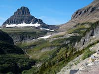 Logan Pass from the GTTS Road