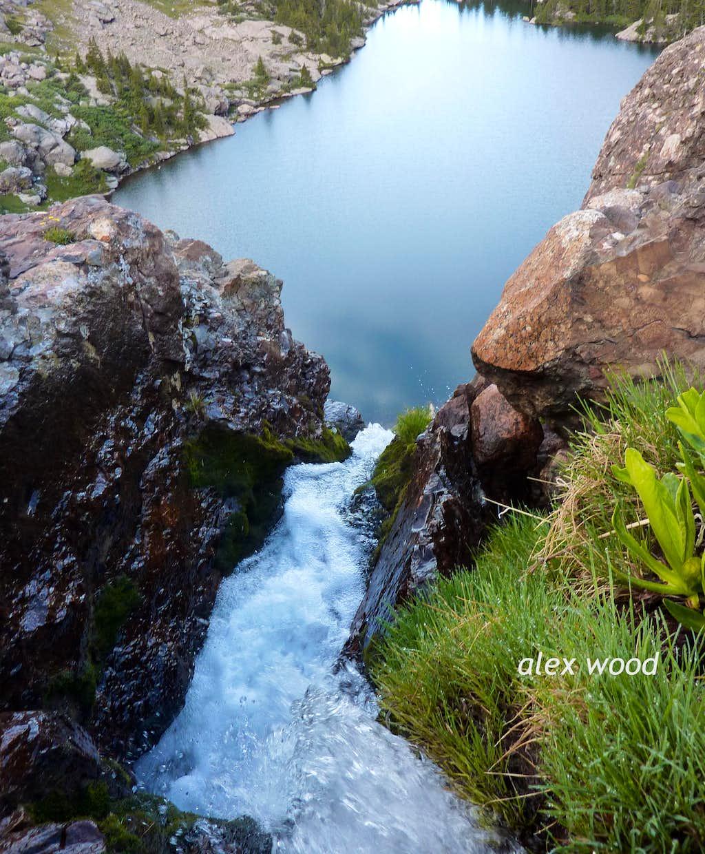 Willow Lake Spillway