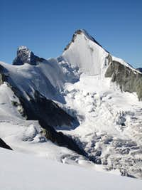 The North Face of Obergabelhorn
