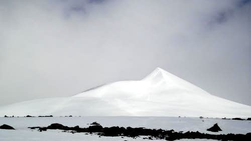 Kebnekaise Southern summit from South