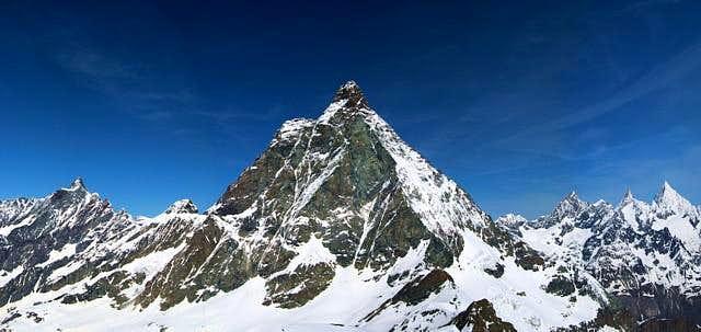 From Mount Furggen