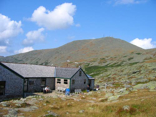 Hut to Hut in the White Mountains