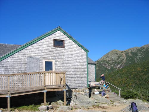 Greenleaf Hut