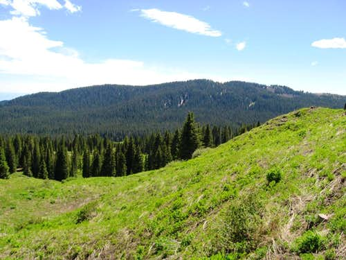 Priest Mountain