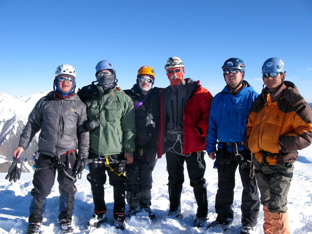 Buddies on the Summit