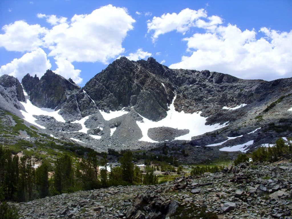 Black Cat Peak July 24, 2010
