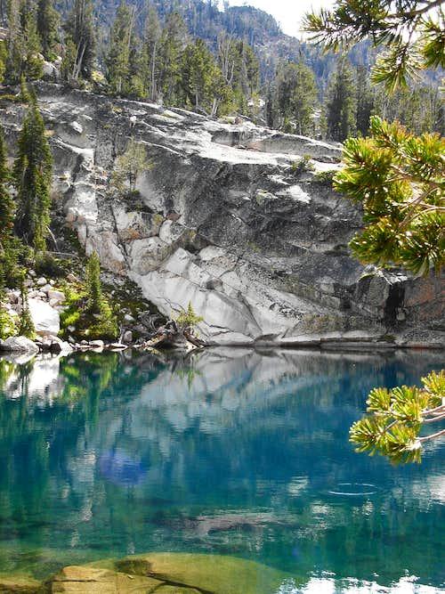 Warbonnet Lake