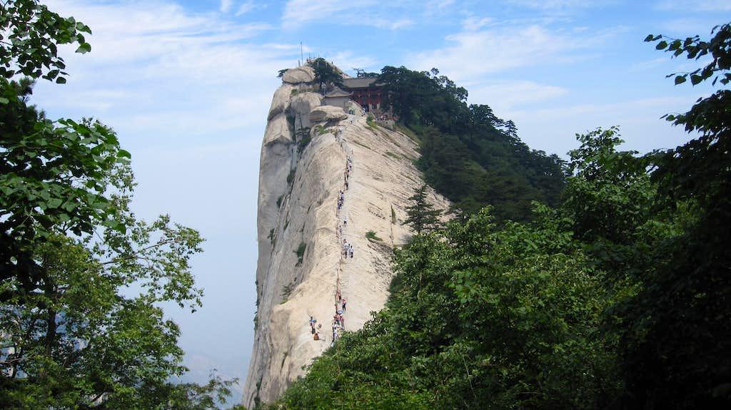 Hua Shan's West Peak