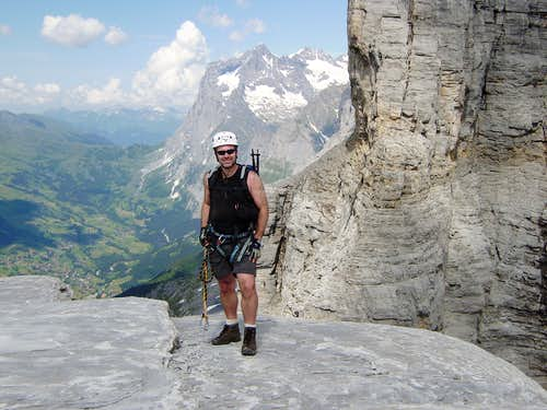 Via Ferrata - Eiger 2008