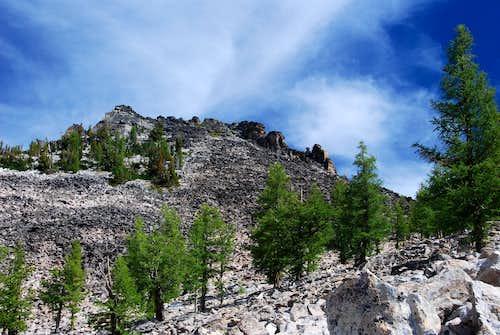 Koch Mountain's Summit