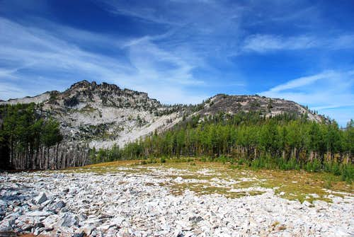Koch Mountain\'s Summit