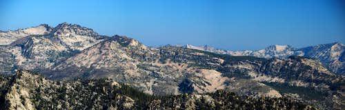 Koch Mountain's East Ridge